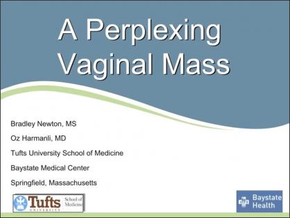 A PERPLEXING VAGINAL MASS: PROLAPSED UTERUS OR FIBROID, OR BOTH?