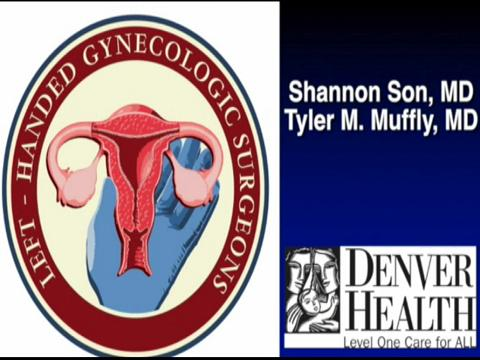 THE SINISTRAL SURGEON: HOW TO TEACH THE LEFT HAND DOMINANT GYNECOLOGY TRAINEE