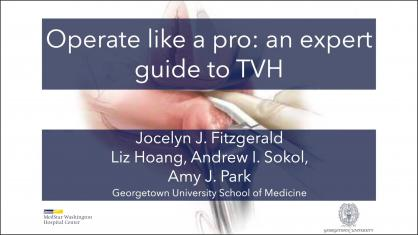 OPERATE LIKE A PRO: AN EXPERT GUIDE TO TVH
